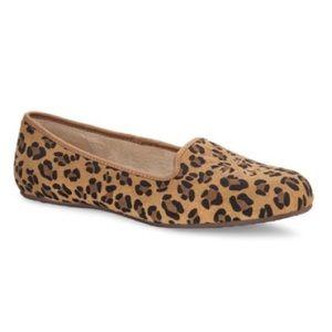 UGG Cheetah Loafers